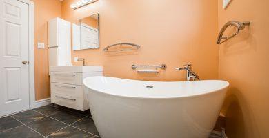 Reforma baño diseño Navarra